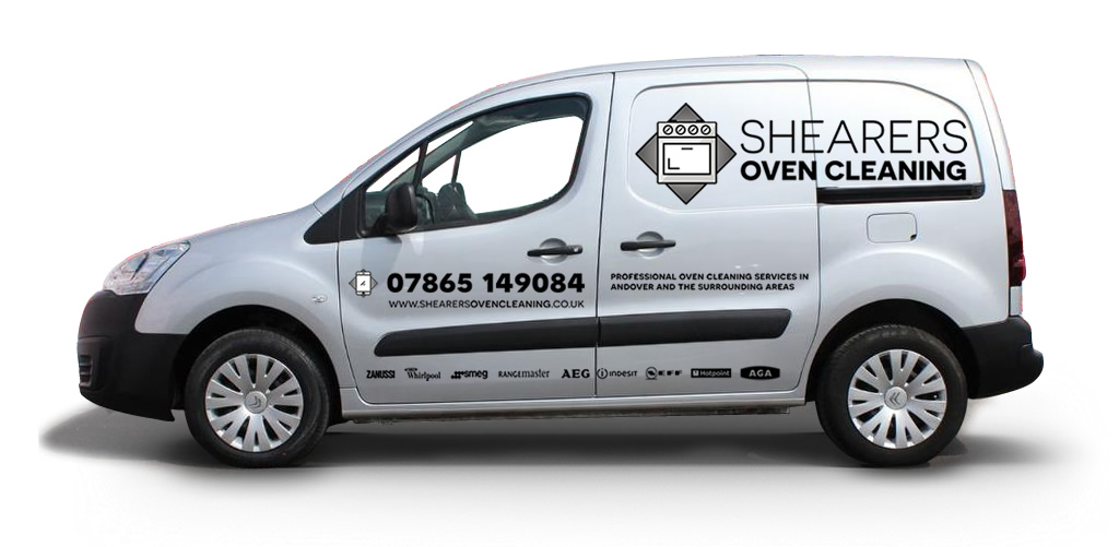 Shearers Oven Cleaning van